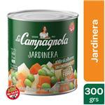 Jardinera  LA CAMPAGNOLA Hortalizas Y Legumbres Lata 300 Gr