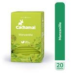 Té Manzanilla CACHAMAI Caja 20 Saquitos