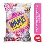 Chupetin Doble Frutal Wamis Lipo Bsa 453 Grm