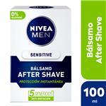 After Shave NIVEA Sensitive Frasco 100 Ml
