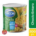Choclo Amarillo Enteros ARCOR Lata 300 Gr