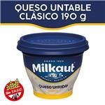 Queso Untable MILKAUT Clásico 190 Gr