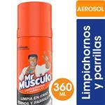 Limpiahorno Mr. Músculo En Aerosol 360ml