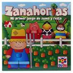 Juego De Mesa Zanahorias . . .