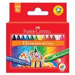 Crayones Faber-Castell 12 Unidades