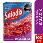 Snacks SALADIX Calabresa Est 100 Grm