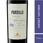 Vino Cabernet Sauvignon EL PORTILLO Bot 750 CC