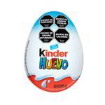 Huevo De Pascua KINDER     Con Sorpresa   Caja 20 Gr