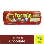 Gall.Rellena Chocolat FORMIS Paq 72 Grm