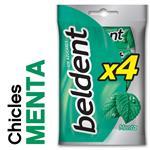 Chicles BELDENT Menta Bli 40 Grm