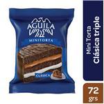 Alfajor Aguila Chocolate 72 Gr X 1 Uni