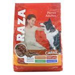 Alimento En Sobre (adultos 7+) RAZA 1.5 Kg Carne