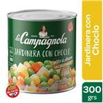 Jardinera  LA CAMPAGNOLA   Lata 300 Gr