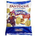 Mini Tapitas De Alfajores Fantoche Paq 350 Grm