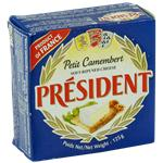 Queso Camembert President Lat 125 Grm
