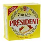 Queso Brie President Lat 125 Grm