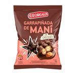 Garrapiñada Mani Bañada En Chocolate Georgalos Fwp 80 Grm