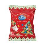 Mani C/Chocolate Color Arcor Paq 80 Grm