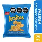 Snacks REX Kesitas Queso Paq 75 Grm