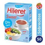 Edulcorante HILERET Sweet Caja Sobres X 50