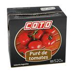 Pure Tomate . Coto Ttb 520 Grm