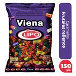 Caramelos Viena Lipo Bsa 150 Grm