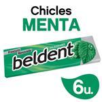 Chicles BELDENT Menta Bli 10 Grm