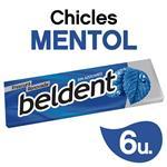 Chicles BELDENT Mentol Bli 10 Grm