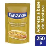Aderezo A Base De Mostaza FANACOA Pouch 250 Gr