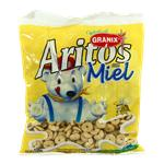 Aritos Avena Y Miel Granix Bsa 130 Grm