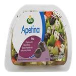 Queso Fetas C/Aceitunas Mediterra Paq 60 Grm
