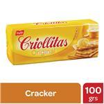 Gall.Crackers Agua Criollitas Paq 100 Grm