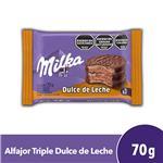 Alfajor MILKA Chocolate 70 Gr X 1 Uni