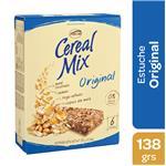 Barra De Cereal Cerealmix Tradicional 6 Uni Est 138 Grm