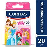 Apositos Princesa Curitas Cja 20 Uni