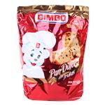 Pan Dulce BIMBO Con Frutas 400 Gr