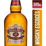 Whisky CHIVAS REGAL 12 Años 500 CC