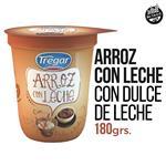 Arroz Con Leche TREGAR Dulce De Leche 180 Gr