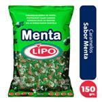 Caramelos Lipo Menta Bol 150 Grm