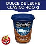 Dulce De Leche MILKAUT Clásico Pote 400 Gr