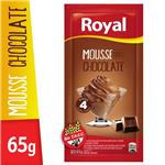 Mousse ROYAL Chocolate    Caja 65 Gr