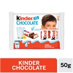 Chocolate KINDER Leche Cja 50 Grm