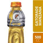 Bebida Isotónica GATORADE Manzana Botella 500 Cc