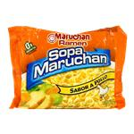 Sopa Instantánea Pollo MARUCHAN     Paquete 85 Gr