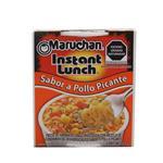 Sopa Instantánea Pollo Picante MARUCHAN     Pote 64 Gr