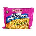 Sopa Instantánea Camarón MARUCHAN Paquete 85 Gr
