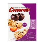 Barra Cereal Ciruela Cereanola Est 126 Grm