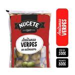 Aceitunas Verdes NUCETE Sachet 800 Gr