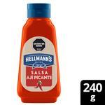 Salsa Espec. De Aji Picante Hellmanns Pet 240 Grm