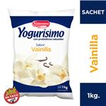 Yogur Entero YOGURISIMO Vainilla Bebible 1 Kg